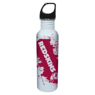 NFL Washington Redskins Water Bottle   White (26 oz.)