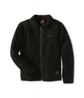 Quiksilver Kids Billy Jacket Boys Coat (Black)