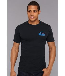 Quiksilver Prime Time Tee Mens T Shirt (Black)