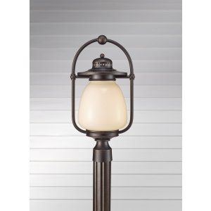 Feiss FEI OL9308GBZ Mc Coy 1   Light Outdoor Lantern