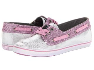 Sperry Top Sider Kids Cruiser Girls Shoes (Pink)