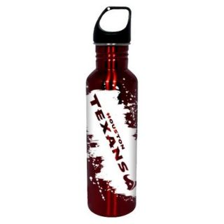 NFL Houston Texans Water Bottle   Red (26 oz.)