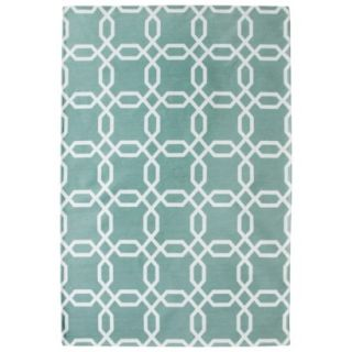 Room 365 Geometric Area Rug   Surf (5x7)