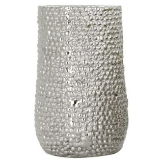 Barnacle Vase   Chrome 10 by Torre & Tagus