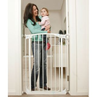Dreambaby Madison Extra Tall Swing Close Security Gate Black   L782B