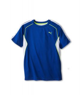 Puma Kids 48 Tee Boys T Shirt (Blue)