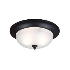 Sea Gull Lighting SEA 7827402 12 Humboldt Park Two Light Outdoor Ceiling Flush M