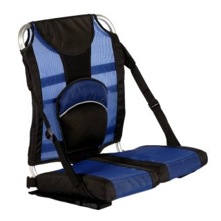The Travel Chair Paddler Lumbar Support Stadium Seat Multicolor   1679VB