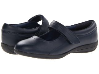 Kenneth Cole Reaction Kids Take the Grade Uniform Girls Shoes (Navy)
