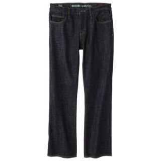 Mossimo Supply Co. Mens Straight Fit Jeans 36x30