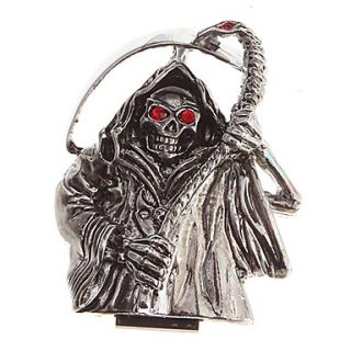 Death Feature Metal USB Flash Drive 8G