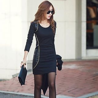 Womens Sexy Slim Bodycon Dress
