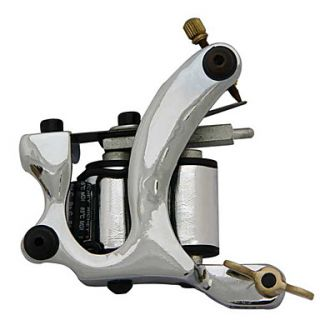 High quality hand polished Iron Tattoo Machines shader