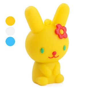 1GB Cartoon Rabbit Style USB Flash Drive (Assorted Colors)