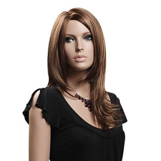 Capless Long Straight High Quality Synthetic Hair Wig