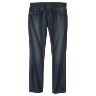 Denizen Mens Straight Fit Jeans 38X30