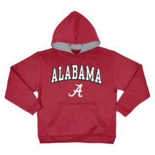 NCAA Kids Alabama Sweatshirt   Maroon (S)