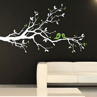 Tree Birds Wall Sticker