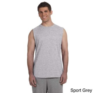 Gildan Mens Ultra Cotton Sleeveless T shirt