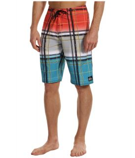 Quiksilver Cypher Wonderland Boardshort Mens Swimwear (Red)