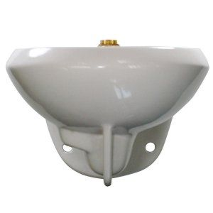 Sloan 2102053 Universal High Efficiency Wall Mount Toilet Bowl