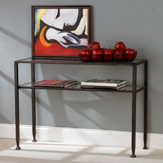 Black Metal Sofa Table   CK8773