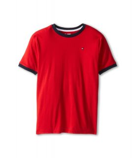 Tommy Hilfiger Kids Ken Tee Boys T Shirt (Red)