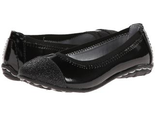 Kenneth Cole Reaction Kids Buck N Roll 2 Girls Shoes (Black)
