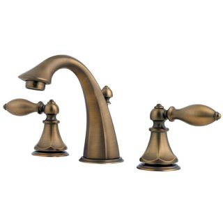 Price Pfister F 049 E0BV Catalina 8 In. Widespread 2 Handle High Arc Bathroom Fa