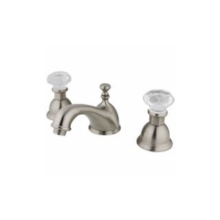 Elements of Design ES3968WCL Chicago Celebrity Widespread Lavatory Faucet with C