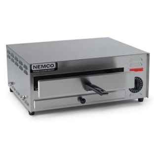 Nemco All Purpose Countertop Pizza Oven w/ 14 in Rack 8.88x21.25x21.5 in Stainless, 120V