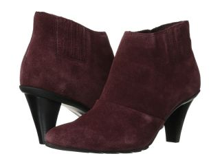 Kenneth Cole Reaction Hill n Spill Womens Dress Boots (Burgundy)