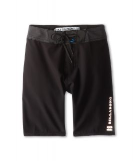 Billabong Kids Habits Boardshort Boys Swimwear (Black)