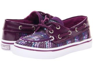 Sperry Top Sider Kids Bahama Girls Shoes (Purple)