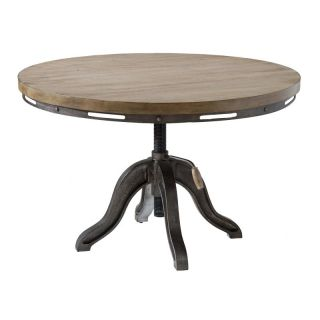 Stein World Mechanica Wood & Metal Cocktail Table Multicolor   251 011