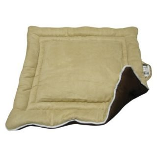 New Age Pets Custom Fit Cozy Dog House Pad in 2 Tone Color   Tan