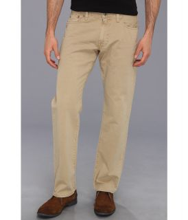 Lucky Brand 221 Fashion Jean Twill Mens Jeans (Beige)